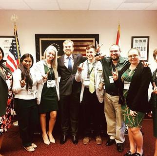 USF at the Florida Capitol