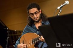 Performance at Berklee. Spain 2018