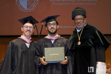 Master Degree in Contemporary Performance from Berklee College of Music. Spain 2018