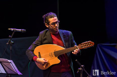 Solo Performance at Berklee. Spain 2018