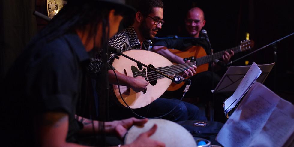 Mohannad Nasser Trio