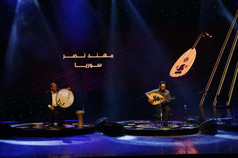 L'Oud whispers at Katara. Qatar 2017