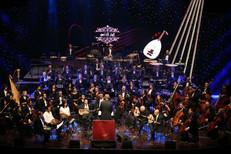 with Katara Philharmonic Orchestra. Qatar 2017