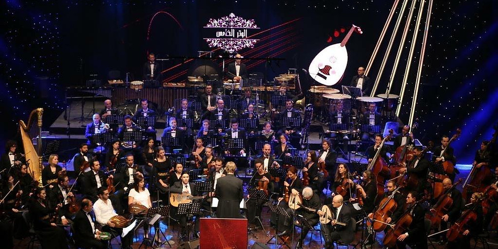 with Babylon Orchestra