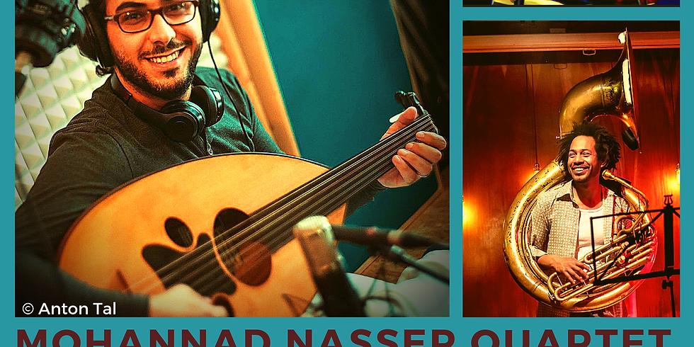 Mohannad Nasser Quartet in B-Flat