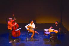 Trio in Corsica