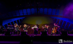 String Quartet Performance. Spain 2018