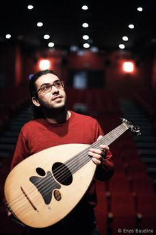 L'Oud whispers at the French Institute in Lebanon. 2018