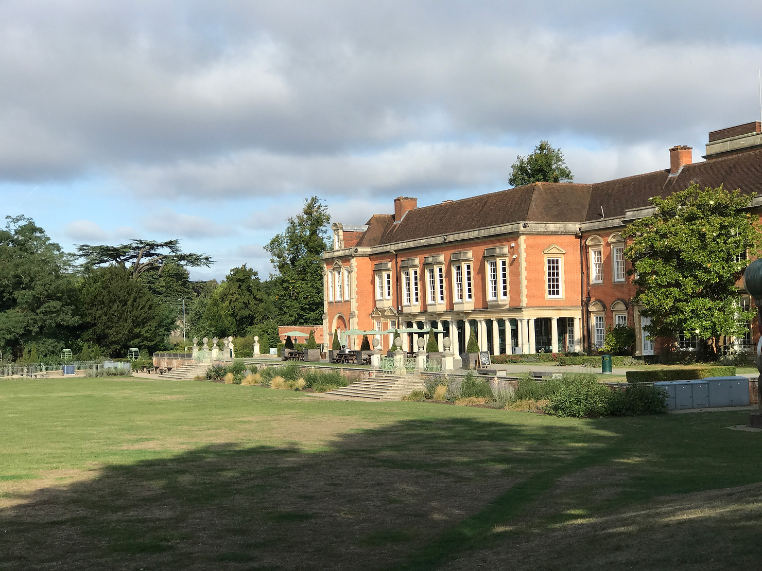 Grade 2 Listed House at South Hill Park, Bracknell