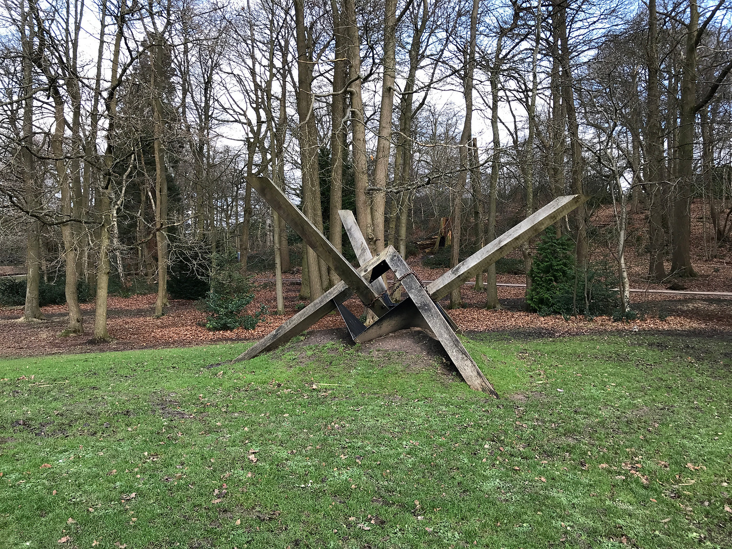 The Nature Trail At South Hill Park Bracknell Berkshire Mummies