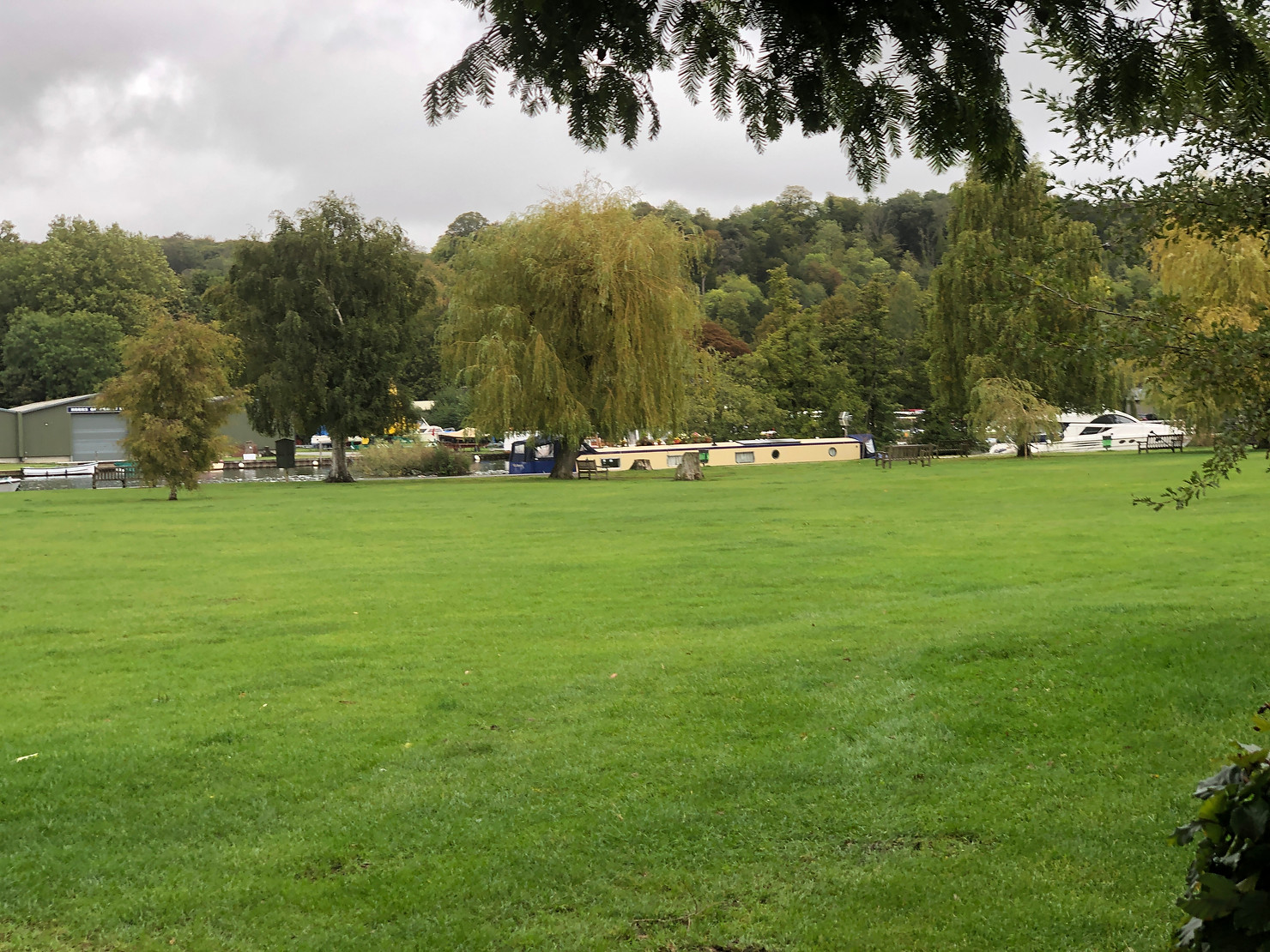 Mill Meadows, Henley on Thames