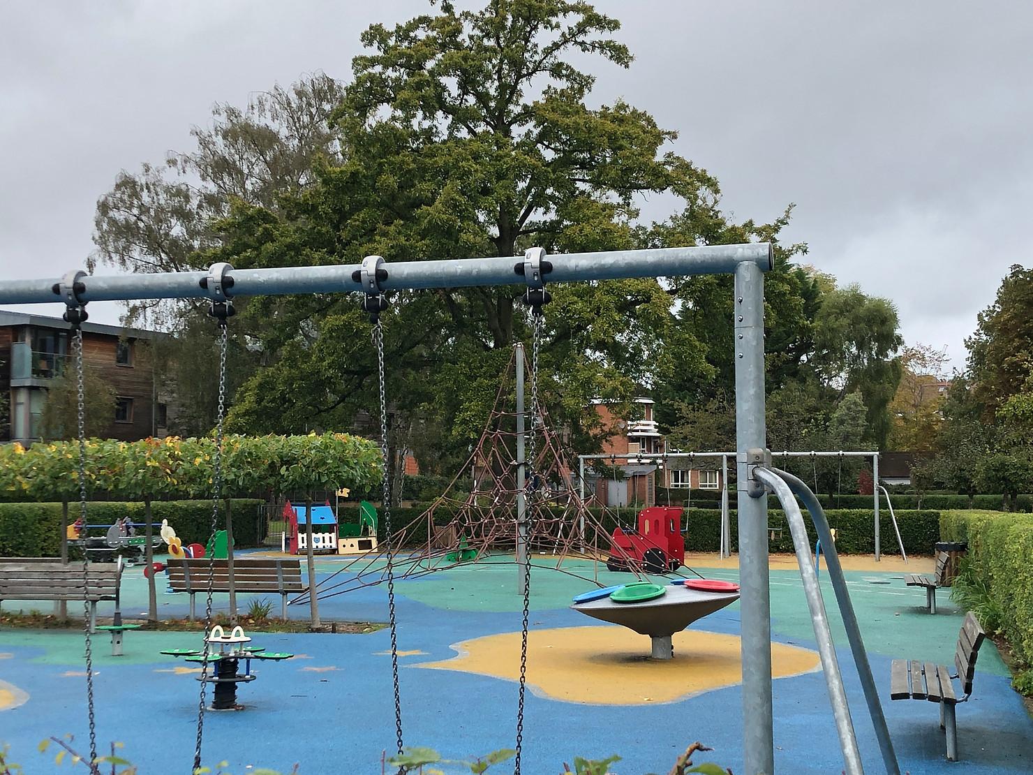 Mill Meadows Junior Adventure Playground