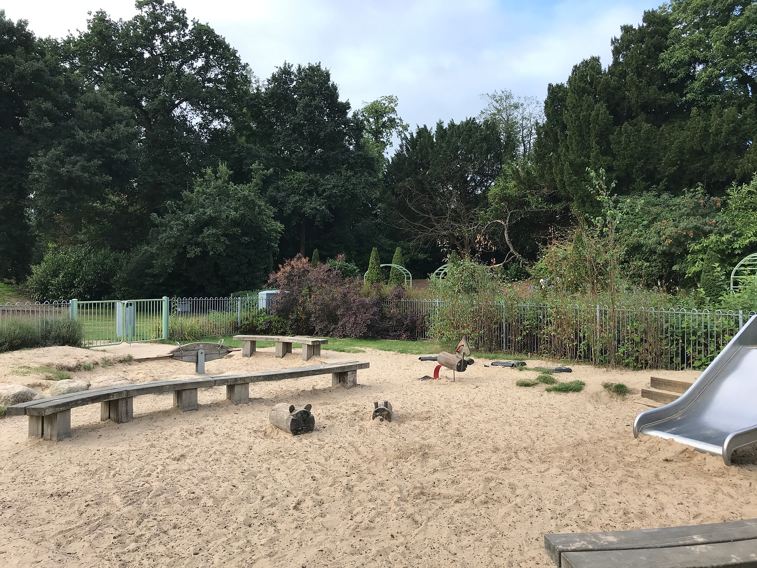 Toddler Play Area, South Hill Park