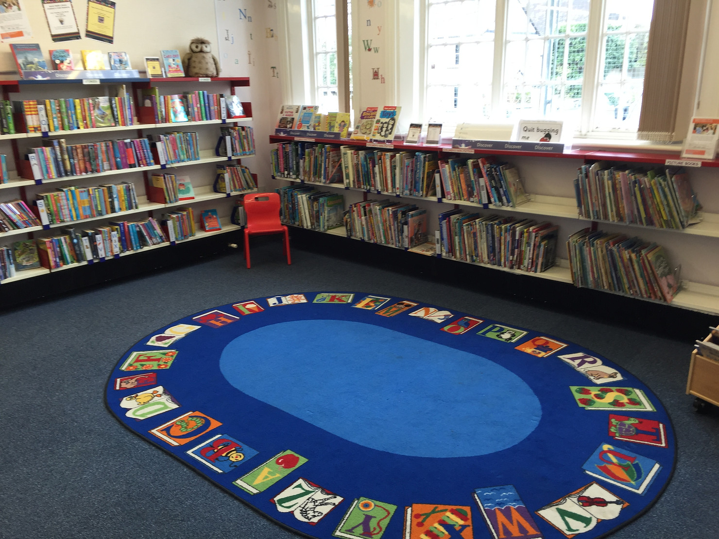 North Ascot Library, Bracknell Forest