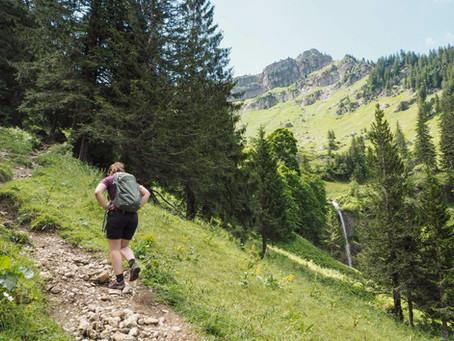 Unterwegs im Nagelfluh-Paradies – Bergtour auf's Rindalphorn