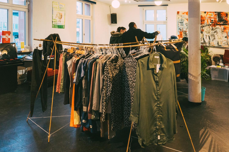 Eine große Auswahl an stylisch & ökologisch erzeugter Kleidung