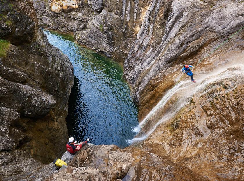 Canyoning mit faszinatour