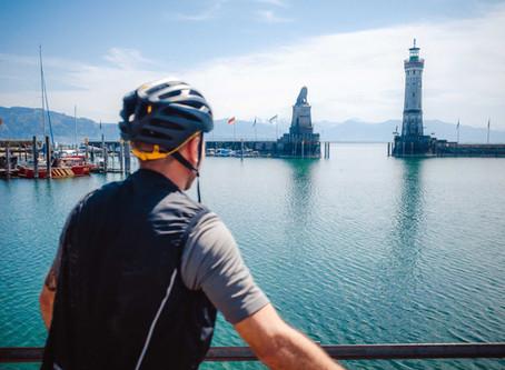 Rennradtour ans Meer und wieder zurück