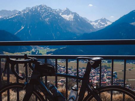Velo Weekends – ab auf's Rennrad!