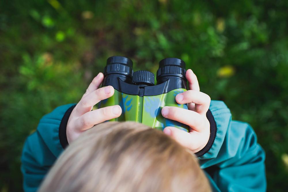 Direkt Draußen in und von der Allgäuer Natur lernen