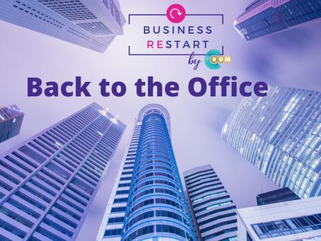 Безопасно връщане към офиса: мисията възможна. Доказани стратегии от експерти.