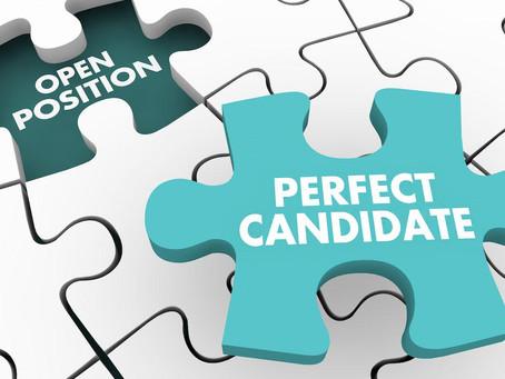 Наемете Правилния Кандидат, не Перфектния