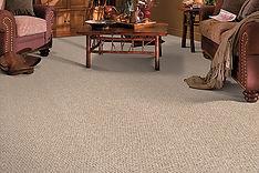 Photo of carpet installation