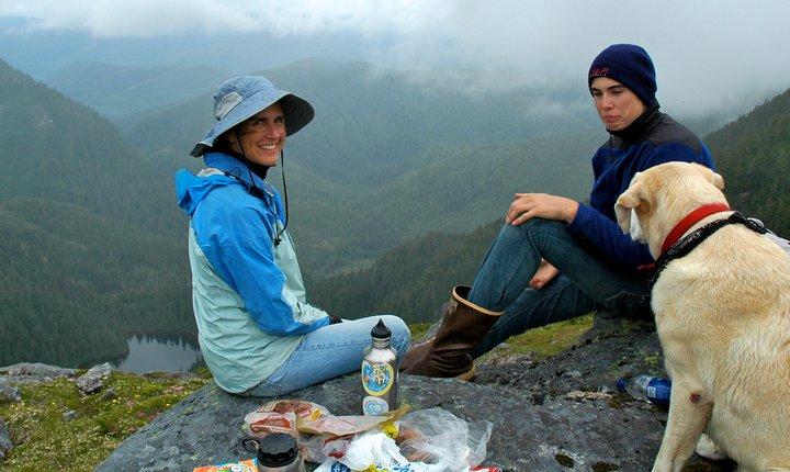 A Hike & A Picnic.