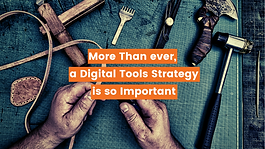 Be clear on what you are trying to achieve when implementing digital tools for your workplace