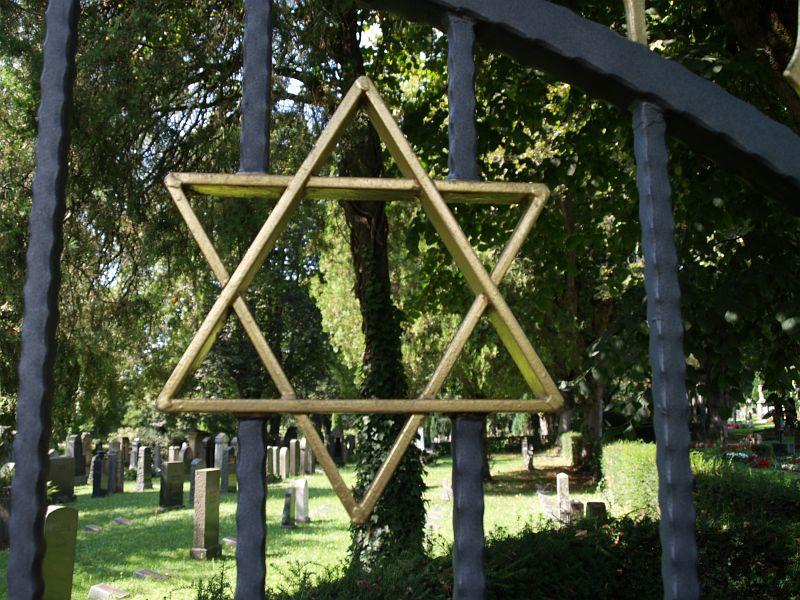 Konstanz Friedhof - Eingangstor