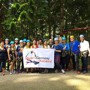 Morasha goes Alpsee Bergwelt