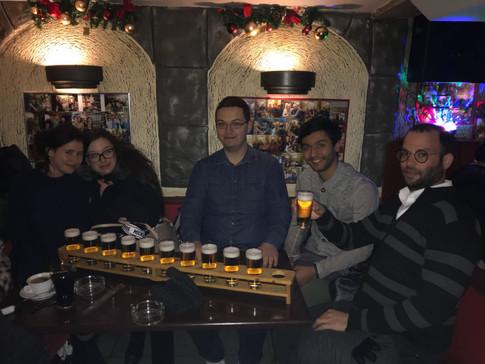 Morasha goes Pub