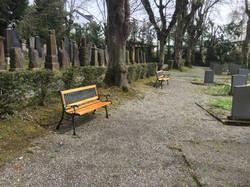 Konstanz Friedhof - Gräber