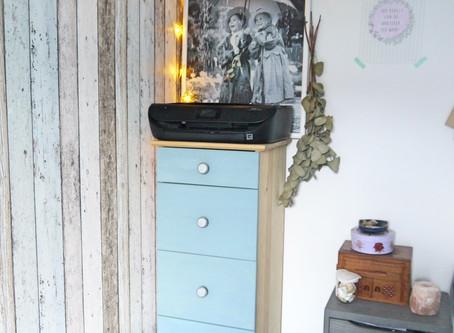 Je relooke un meuble Ikéa- Tuto DIY