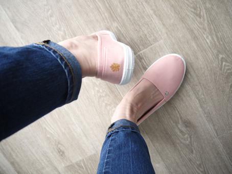 Customiser des chaussures avec #matoucheperso