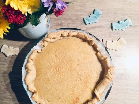 Pumkin Pie (Tarte au potiron sans gluten/ sans lactose DIY)
