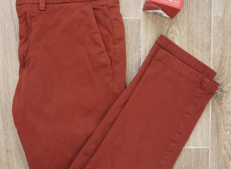 """Redonner vie à un pantalon avec la Teinture """"Haute couture""""- DIY"""