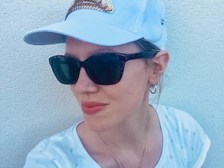 DIY Casquette summer avec Graine Créative