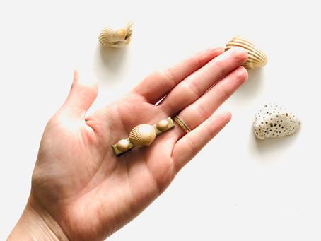 Créer des bijoux en coquillages - DIY récup