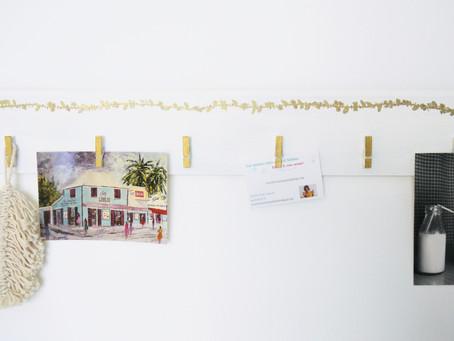 Porte photos - Tuto DIY