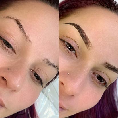 Ombreeyebrows