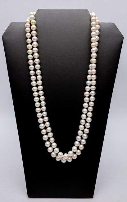 """48"""" Cultured Pearl Necklace"""