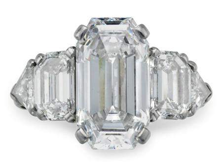 Engagement Ring Fit for a Rockefeller