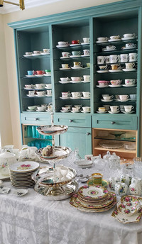 Large Collection of Porcelain and Dinnerware