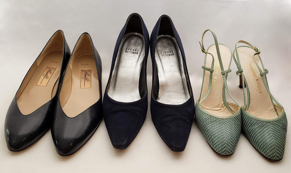 Large Collection of Designer Shoes