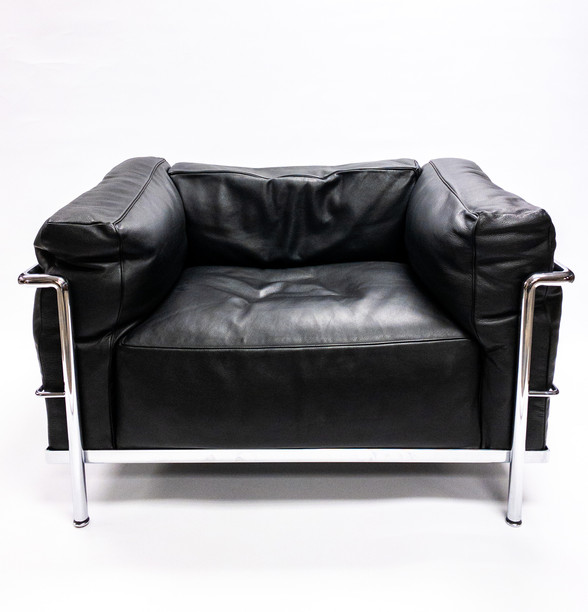 CASSINA LC3 LOUNGE CHAIR