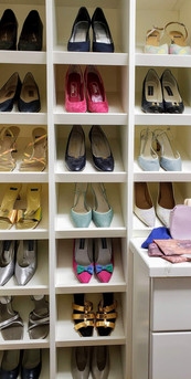 Collection of Designer Shoes
