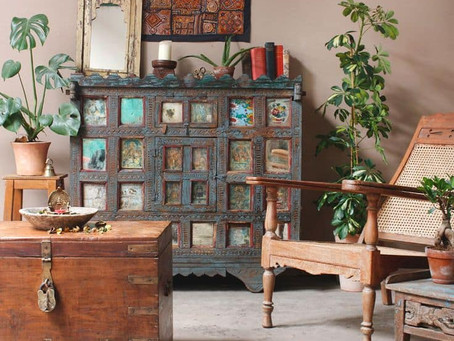 The Revival of Antiques