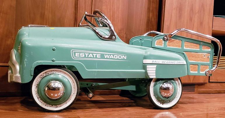 Estate Wagon Pedal Car