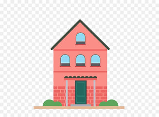 kisspng-building-cartoon-apartment-red-b